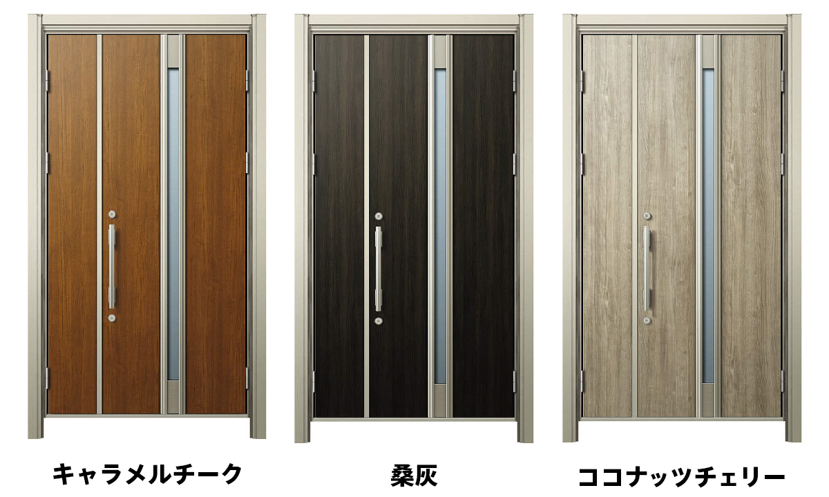 YKKの親子ドア